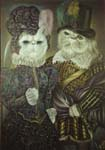Персидские в костюмах эпохи Генриха IV